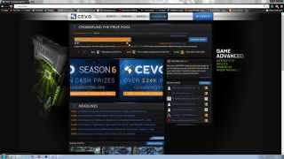 CS:GO Guide - How to use CEVO