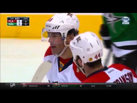 Jaromir Jagr Goals 1-9 : 2015/16 Season