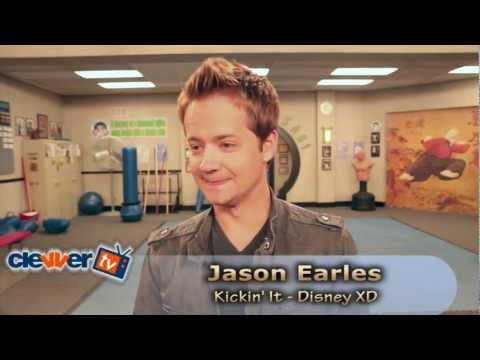 Jason Earles Talks