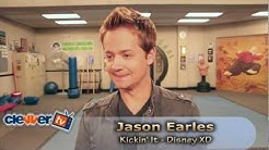 """Jason Earles Talks """"Kickin' It"""" and Keeping in Touch with Miley Cyrus"""