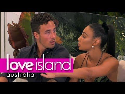 Eden and Grant go head-to-head again | Love Island Australia 2018