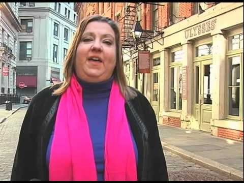 NYC Dining Secrets: Stone Street with Kathy Biehl