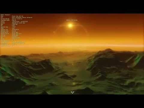 Closest Earth-like exoplanet found! Proxima Centauri Exoplanet - Space Engine