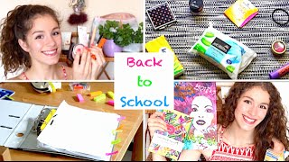 Back to School - Makeup und Organisationstipps!