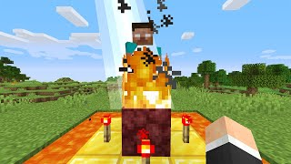 I tested old Minecraft myths and found this...