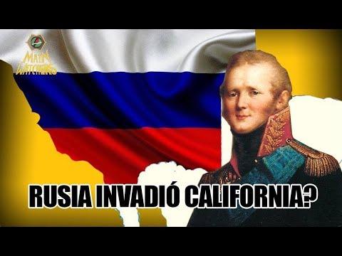 Cuando Rusia invadió California