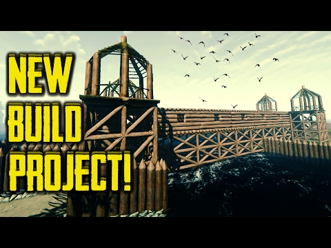 The Forest | Creative Mode # 1 | NEW BUILD PROJECT & STREAM HIGHLIGHTS!