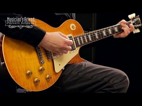 Gibson Custom Collector's Choice #33 - 1960 Les Paul #0-2176 Jeff Hanna, Aged