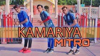Kamariya - Mitron | Jackky Bhagnani | Darshan Raval | Ikka | lijo- DJ chetas  SONG DANCE VIDEO