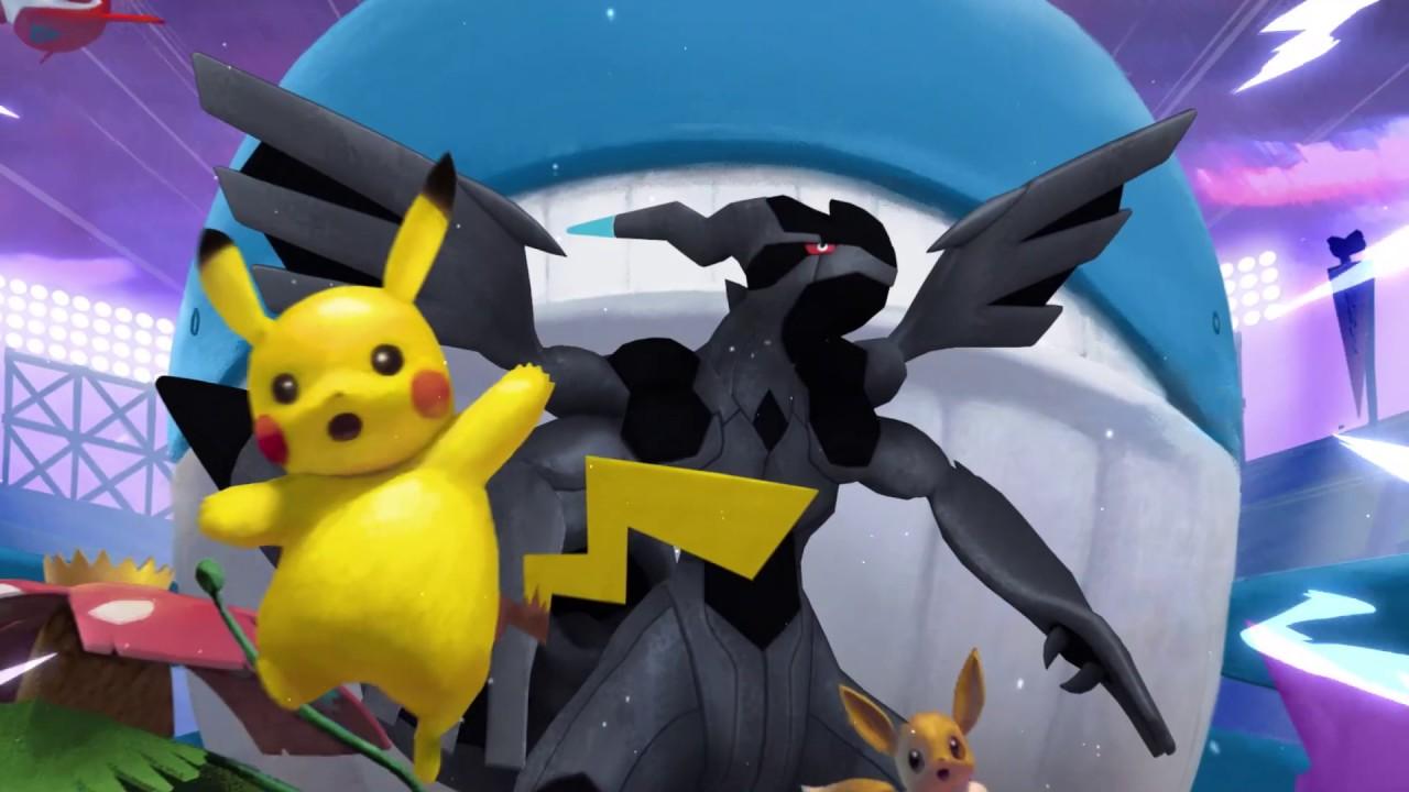 Use the Buddy System in Pokémon TCG: Sun & Moon—Team Up!
