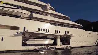 Roman Abramovich Motor Yacht Eclipse