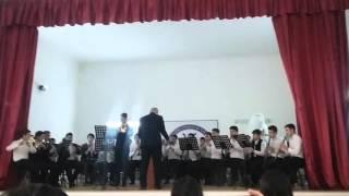 Asef zeynalli musiqi kolleci our orchestra