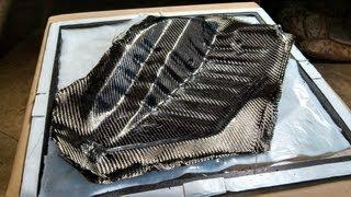 Making Carbon Fiber Honda S2000 Parts