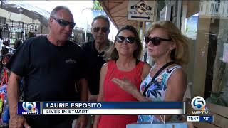 19th annual downtown Stuart Craft Festival held this weekend