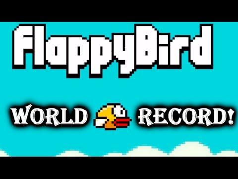 Flappy Bird World Record High Score! - YouTube