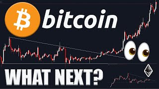BITCOIN IS EXPLODING