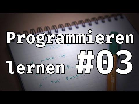 Programmieren Lernen #03 - Funktionen Und HTML-Elemente