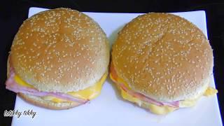 Easy And Delicious Ham Sandwiches Recipe