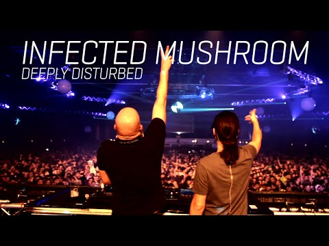 Infected Mushroom - Deeply Disturbed - Live (Panoramas 2015)
