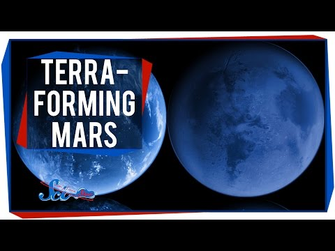 Terraforming: Can We Turn Mars Into Earth 2.0?