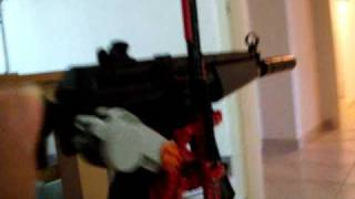 Lego Mindstorms NXT Videos #1: Airsoft Turret