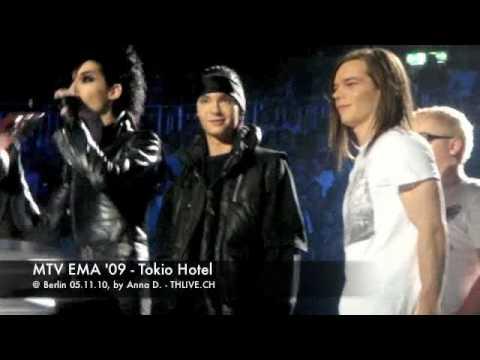 MTV EMA '09 - TOKIO HOTEL