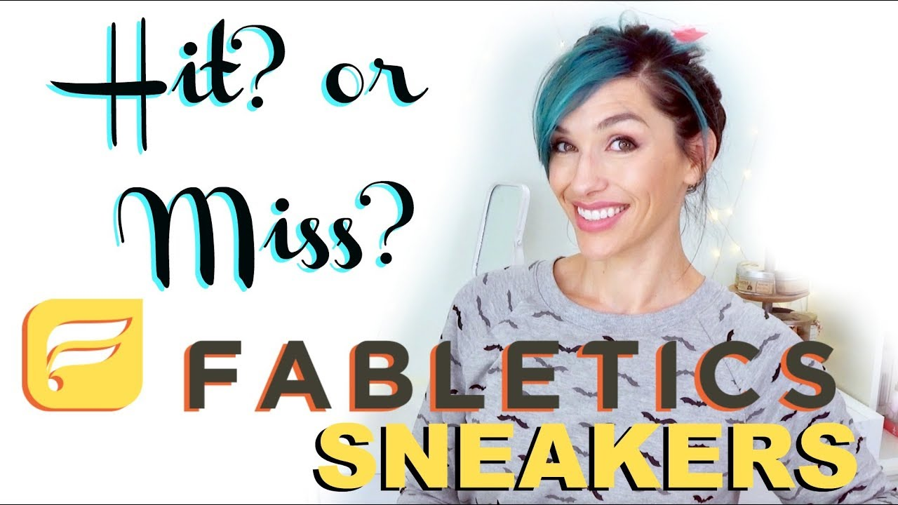 Fabletics Sneakers Review  7e0d38376ff
