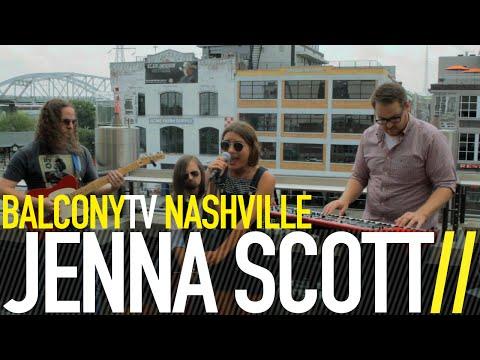 JENNA SCOTT  SINGING THE BLUES BalconyTV