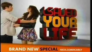 (HQ) iCarly iSaved Your Life, 'What the Yuck!' Promo