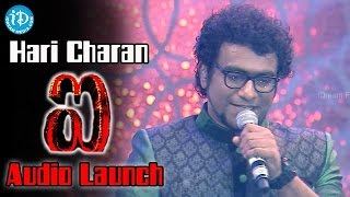 Haricharan about his Work Experience with A. R. Rahman at I Movie Audio launch Event