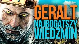 Geralt zwariował od kasy?! Najbogatszy Wiedźmin ever [tvgry.pl]