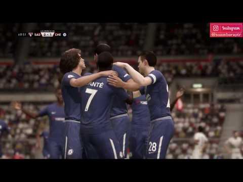 FIFA18 INDONESIA (PLAYER CAREER MODE) #1 : PENYERANG BALI UNITED KE CHELSEA?