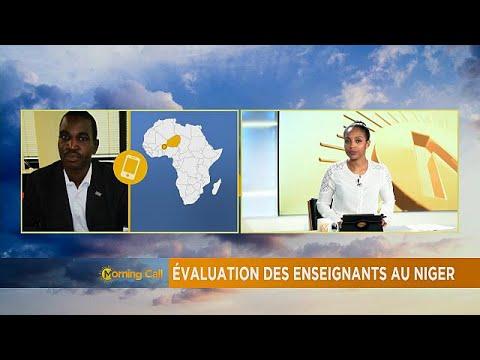 Niger : Controverse autour d'un projet d'évaluation des enseignants [The Morning Call]