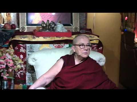 Karma and Dependent Arising Part 1 12 22 Ven. Robina Courtin: