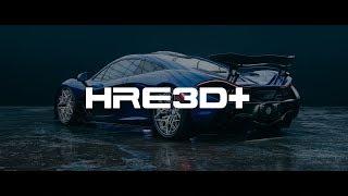 HRE3D+ THE WORLD'S FIRST 3D-PRINTED TITANIUM WHEEL