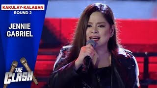 Jennie Gabriel is a clear frontrunner with 'Nosi Balasi'  | The Clash Season 3