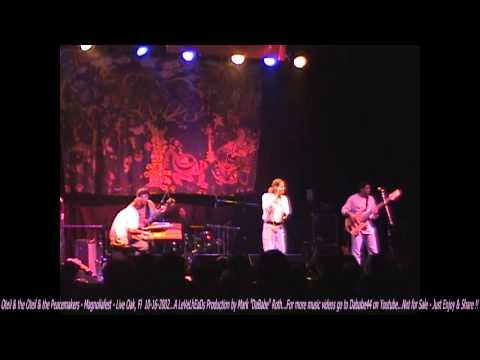 Oteil & the Peacemakers - Magnoliafest - Live Oak, Fl  10- 16- 2003