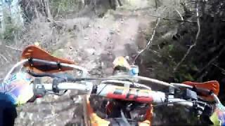 Gio 250cc Spring Enduro Climb! (Pt.1)