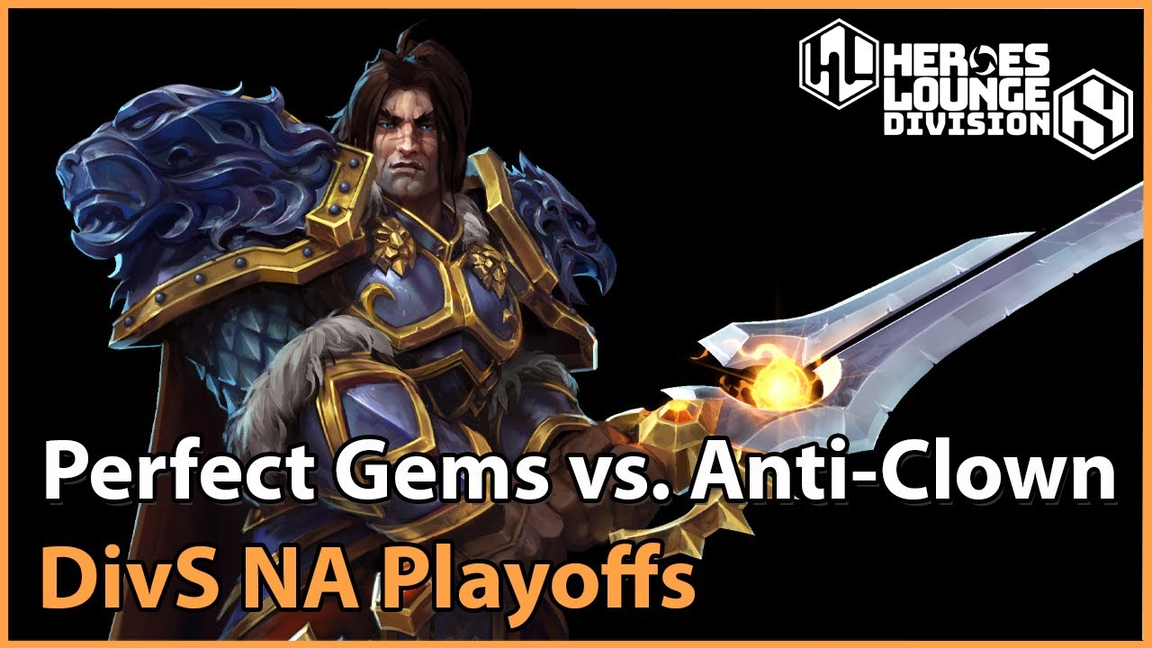 ► Perfect Gems vs. Anti-Clown Association - Division S NA Playoffs - Heroes of the Storm Esports