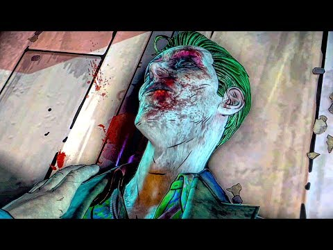 BATMAN Telltale SEASON 2 EPISODE 5 ALL ENDINGS (Villain Joker And Vigilante Joker)