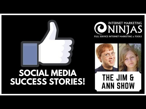 Content Marketing Success Stories from Internet Marketing Ninjas!