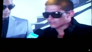 Dyland y Lenny Behind The Scenes (Pegate Mas) / Entrevista Mun2