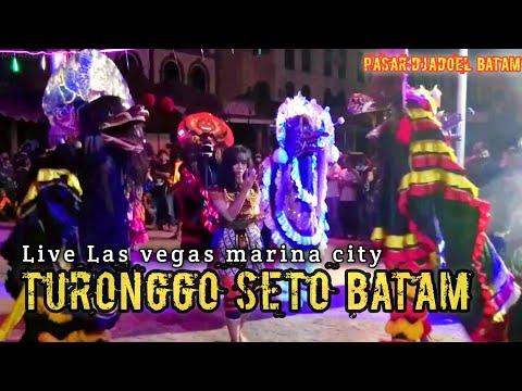 Rampak Barong jaranan Turonggo Seto Batam live pasar jadoel las vegas marina