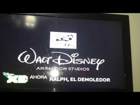 Walt disney animation studios ralph el demoledor
