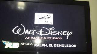 Walt disney animation studios ralph el demoledor