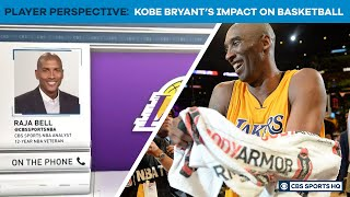 Raja Bell on what Kobe Bryant meant to him | CBS Sports HQ