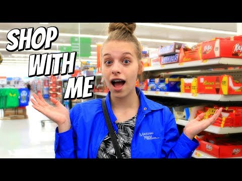 Go Shopping With Me! Buying Birthday Party Supplies! || Chloe's Crazy Life 2017