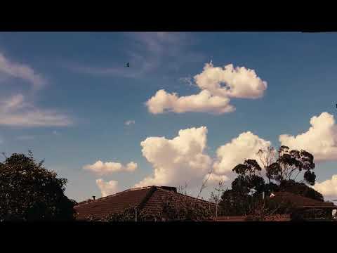 Cloud Timelapse 60fps