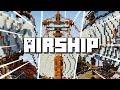 Minecraft: Airship Build Cinematic