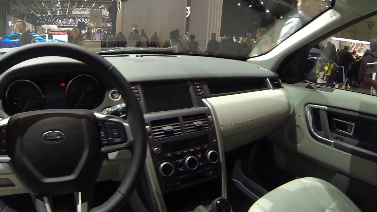 Land Rover Discovery Sport OBD2 Diagnostic Port Location